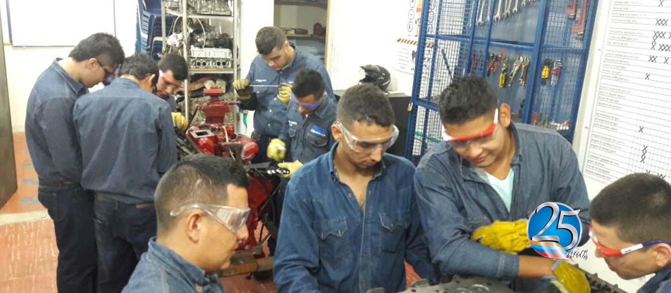Mecánica en Motores Diesel